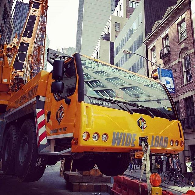 #crane #midtown #nyc