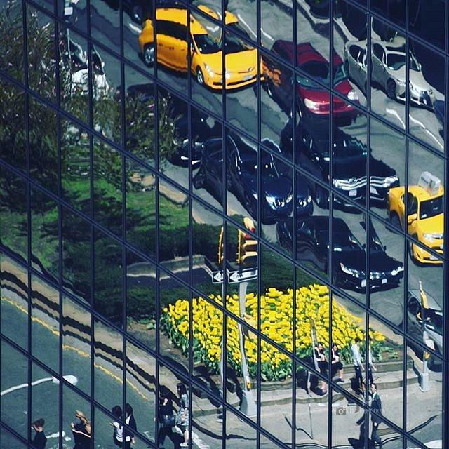 #mirror #flowers #parkavenue